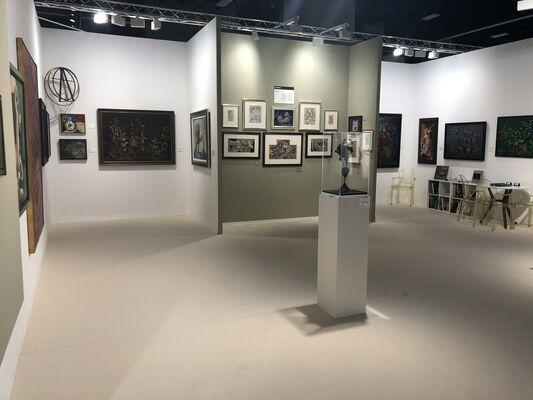 Francis M. Naumann Fine Art at Art Basel in Miami Beach 2018, installation view