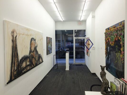 First Impressions, installation view