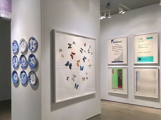 Other Criteria at EXPO CHICAGO 2017, installation view