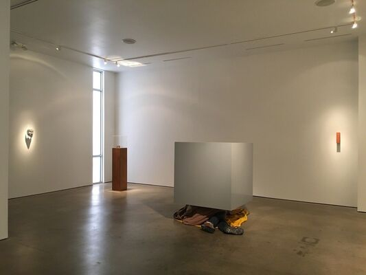 Will Work For Fast Food, installation view