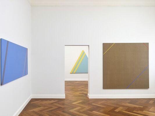 Winfred Gaul zum 90., installation view