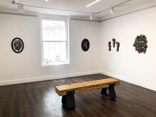 Hannalie Taute | Familie-Kielie, installation view