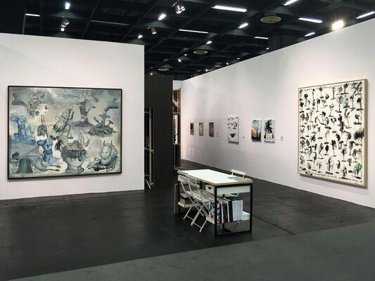 Nosbaum & Reding at Art Cologne 2019, installation view