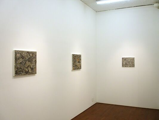 Paul Doran - Paintings, installation view