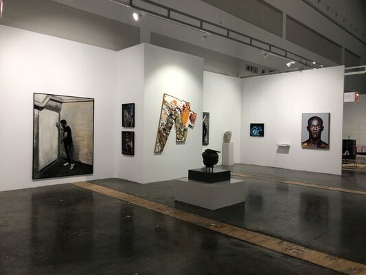99 Loop Gallery at Investec Cape Town Art Fair 2019, installation view