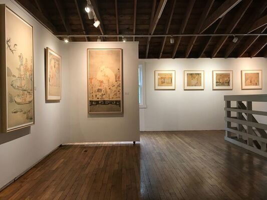 Li Wang - Daydreamer, installation view