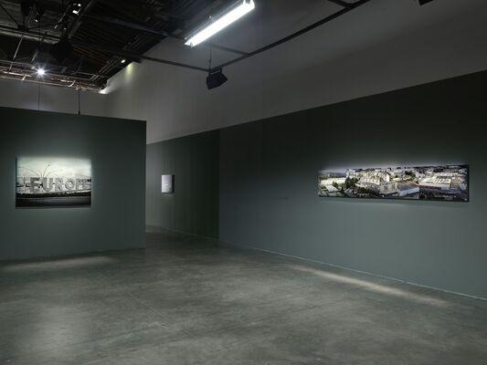 Michel Houellebecq: Rester vivant (To Stay Alive), installation view