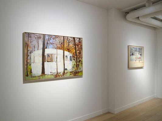 Uwe Wittwer: Shelter, installation view