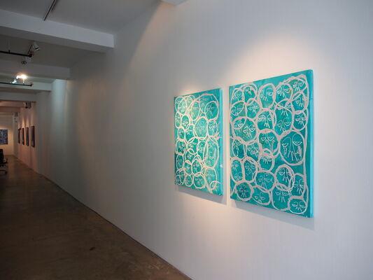 Atomized, installation view