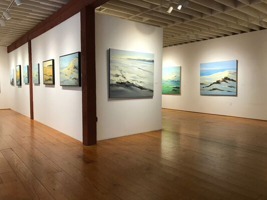 Bao Lede- Land and Sea, installation view