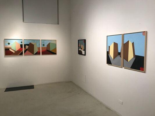 Prospettive, installation view