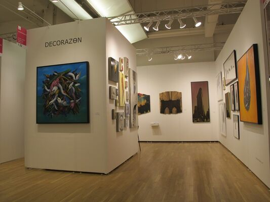 DECORAZONgallery at Affordable Art Fair New York Fall 2016, installation view