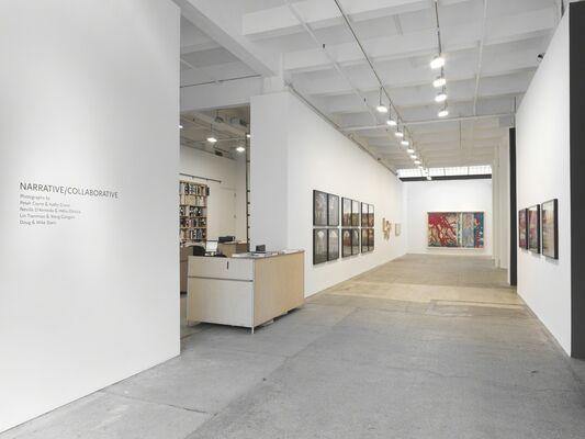 Narrative/Collaborative, installation view