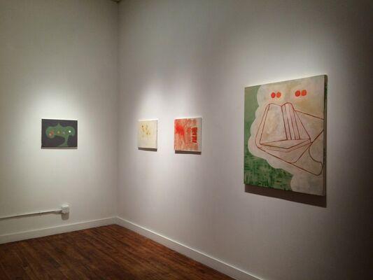 Sharon Butler, installation view
