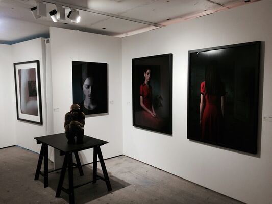 Rademakers Gallery at SCOPE Basel 2016, installation view