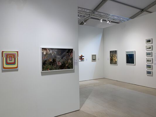 Richard Levy Gallery at Market Art + Design 2019, installation view
