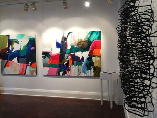 Fuse, installation view