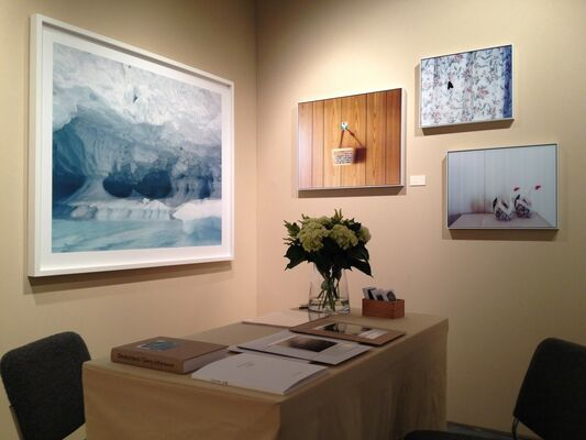 Galerie f5,6 at AIPAD Photography Show 2014, installation view
