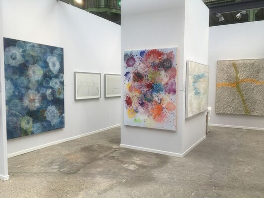 JanKossen Contemporary at Art Paris 2019, installation view