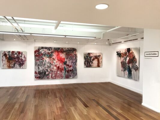 Chen Ping | New Tales of Magic, installation view