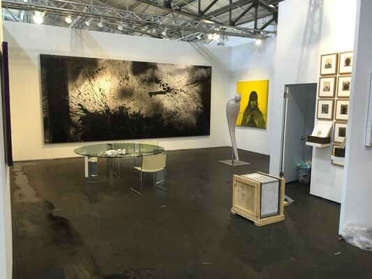 Art Vitam at Art Market San Francisco 2016, installation view
