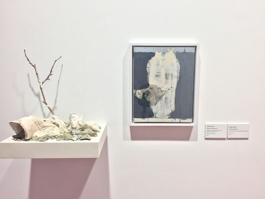 Rome, Naples and other scattered things, installation view