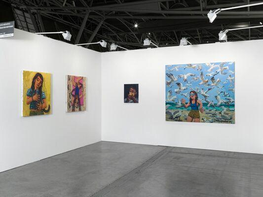 Galerie Sébastien Bertrand at Artissima 2017, installation view