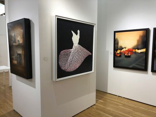 Affordable Art Fair New York, installation view
