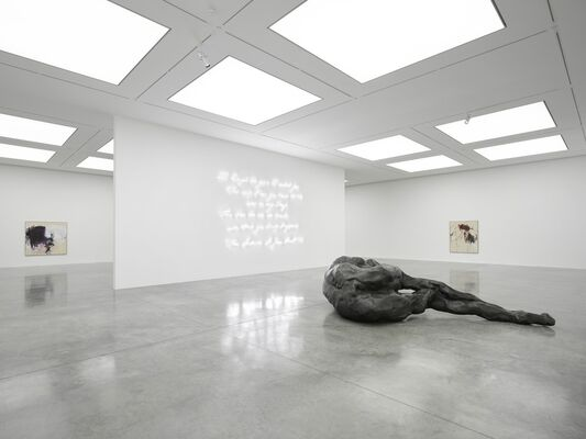 Tracey Emin: 'A Fortnight of Tears', installation view