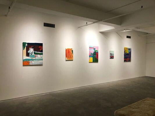 Olivia Kaiser, installation view