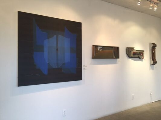 RETROSPECT, installation view