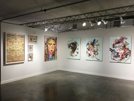 FMLY at Miami Project 2016, installation view