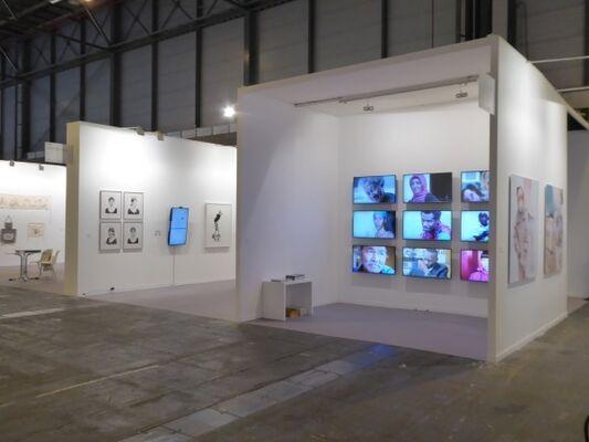 Anita Beckers at ARCOmadrid 2016, installation view