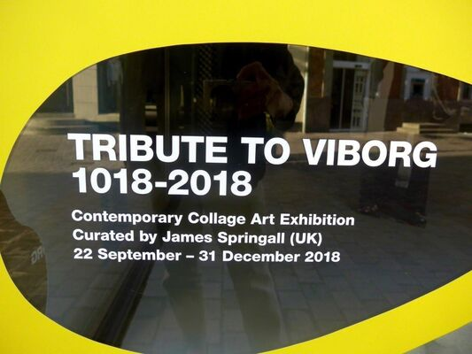 Tribute to Viborg, 1018 - 2018, installation view