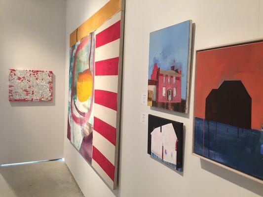 Susan Eley Fine Art at CONTEXT Art Miami 2016, installation view