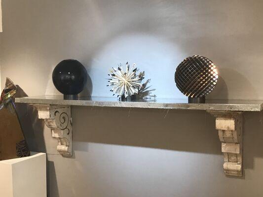 Transparent, Translucent, Reflective, Refractive, installation view