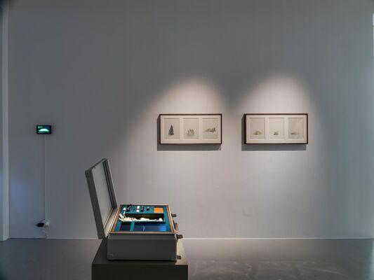 Johannes Heldén, Worlds, installation view