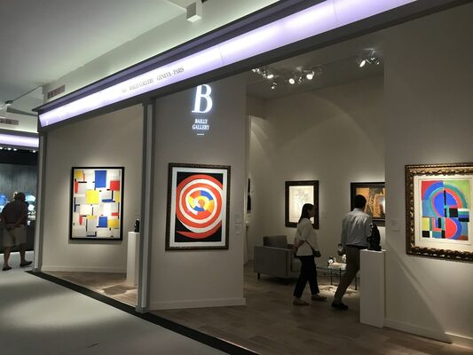 BAILLY GALLERY at Masterpiece London 2018, installation view