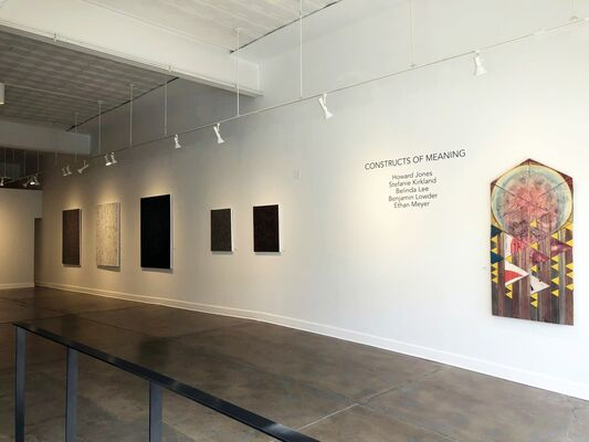 Constructs of Meaning, installation view