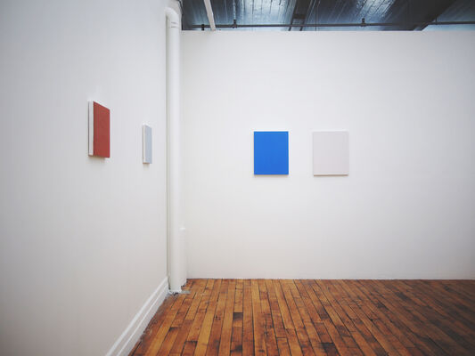 Notes to Diane, installation view