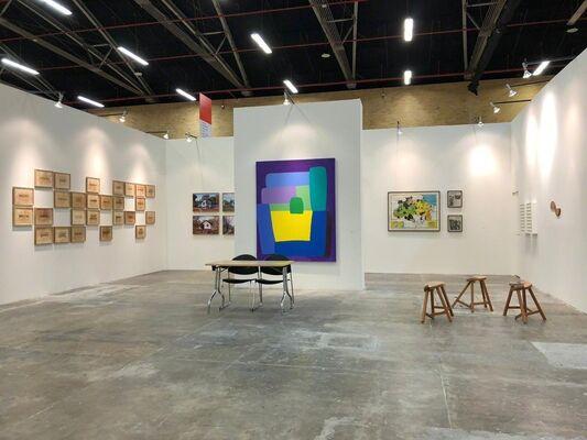 Galeria Luisa Strina at ARTBO 2018, installation view