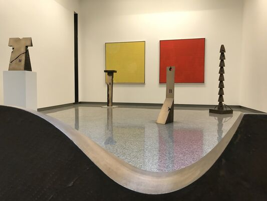 Kengiro Azuma - Infinito MU, installation view