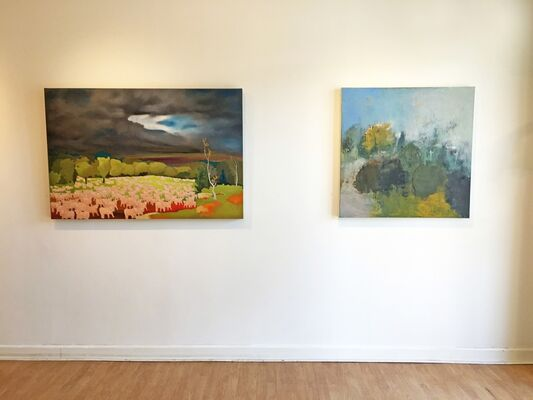 STAGING NATURE: A WORLD UNTO ITSELF, installation view