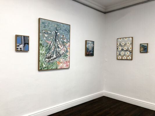 Marolize Southwood | In All Seriousness, installation view