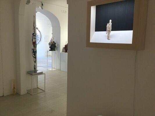 Presences, installation view