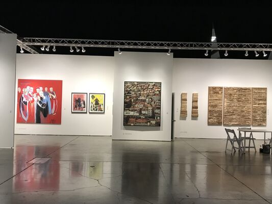 Pan American Art Projects at Seattle Art Fair 2019, installation view