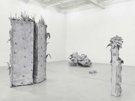Jean-Marie Appriou: November, installation view