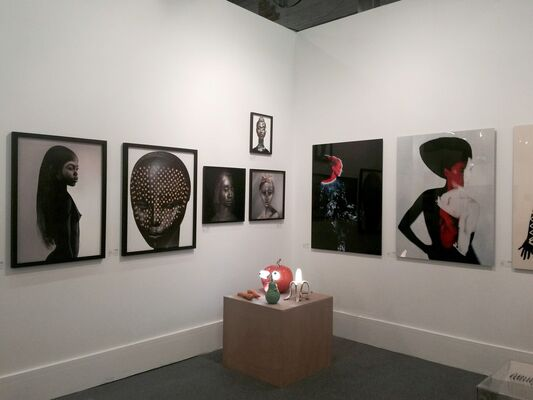 Rademakers Gallery at CONTEXT New York 2016, installation view