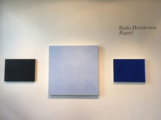 Paula Henderson: Groundwork(s) & Regard, installation view