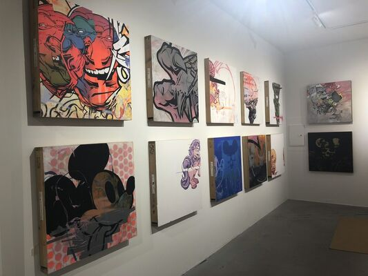 Tanner Goldbeck Presents: If You See Something, Say Something, installation view